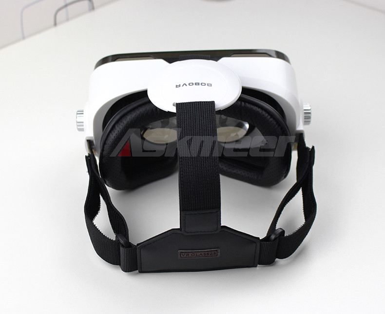 3D VR Glasses Headset    Virtual Reality Google Helmet Cardborad gafas   oculos 3d (4)