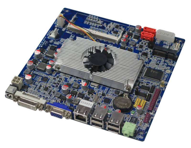 2015 Cheapest with AMD processor x86 single board font b tablet b font mainboard computer parts