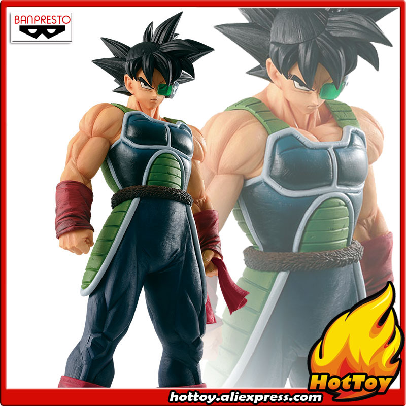 100 Original Banpresto Resolution of Soldiers Grandista Vol 5 Collection Figure Bardock Barduck From Dragon Ball