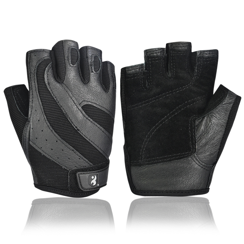 2017 High Quality Men Gym Gloves