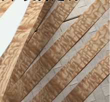 2Pieces/Lot L:1.5-2 Meters  Thickness:0.5mm  Width: 4.5-5cm Natural Ash Trees Veneer Arrows Veneer