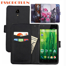 FSSOBOTLUN 9 Colors For Megafon Login Plus Case PU Leather R