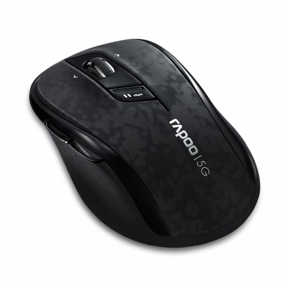 Original Rapoo High Quality Classic 5G Wireless Gaming Optical Mouse - Periféricos de la computadora - foto 2