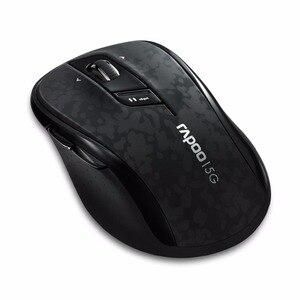 Image 2 - الأصلي Rapoo جودة عالية الكلاسيكية 5G ماوس الألعاب البصرية اللاسلكية مع ضبط DPI 4D التمرير لسطح المكتب كمبيوتر محمول جهاز كمبيوتر شخصي