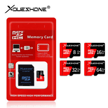 High speed Class10 micro sd 128GB tarjeta Micro sd card 64GB newest memory Card 32GB 16GB SDHC/XC TF card 8GB cartao de memoria