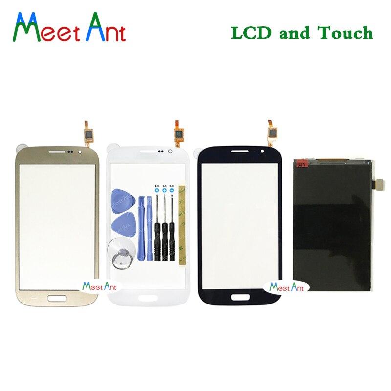 Nouveau pour Samsung Galaxy Grand Duos i9082 i9080 Neo plus i9060i i9060 i9062 i9063 écran Lcd avec capteur de numériseur d'écran tactile