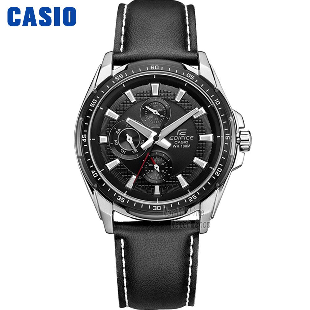 Casio watches CASIO men waterproof fashion leisure business quartz watch EF-336L-1A1 EF-336L-7A casio sheen multi hand shn 3013d 7a