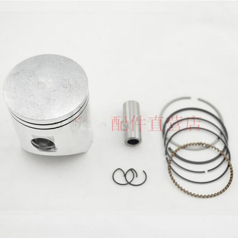 Motorcycle Engine Parts Std Cylinder Bore Size 55mm: Motorcycle Engine Parts STD Cylinder Bore Size 54mm Piston
