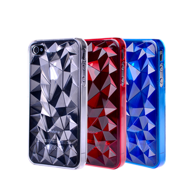 Uldum 3d stereo for iphone phone case for the apple mobile phone case perfect mobile phone