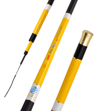 Ultralight Hard Carbon Taiwan Fishing Rod 3.6m 4.5m 5.4m 6.3m River Stream Hand Pole Telescopic Fishing Rods Clearance Price