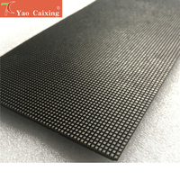 Yao Caixing free shipping P2 indoor smd flexible module led matrix led display screen
