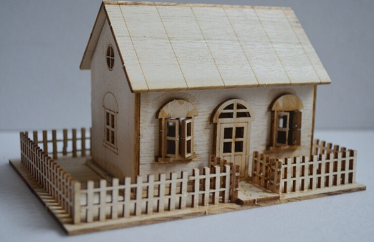 Architecture House Model aliexpress : buy free shipping 1:90 high quality chinese rural