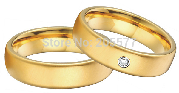 10 Year Anniversary Gift Classic Gold Plating Women And