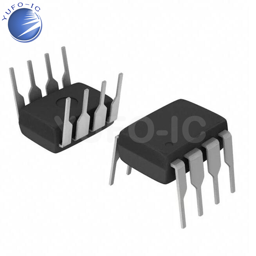 Free Shipping 5PCS- LM2903 IC - Voltage Comparator LM2903P DIP8