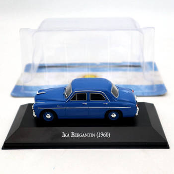 IXO Altaya 1:43 IKA Bergantin 1960 Blue Diecast Models Limited Edition Collection
