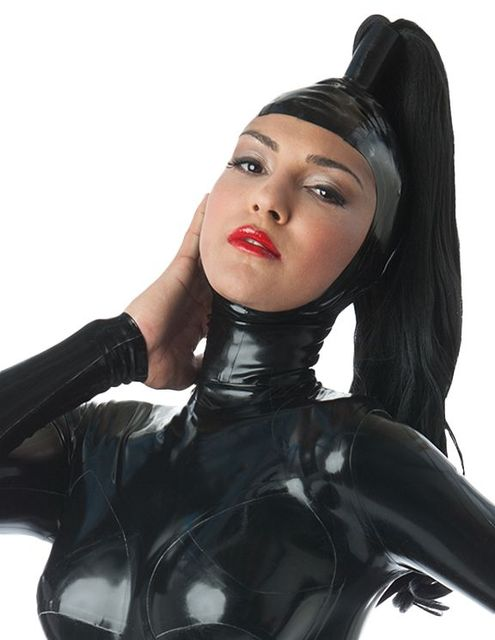 Fetish latex pics