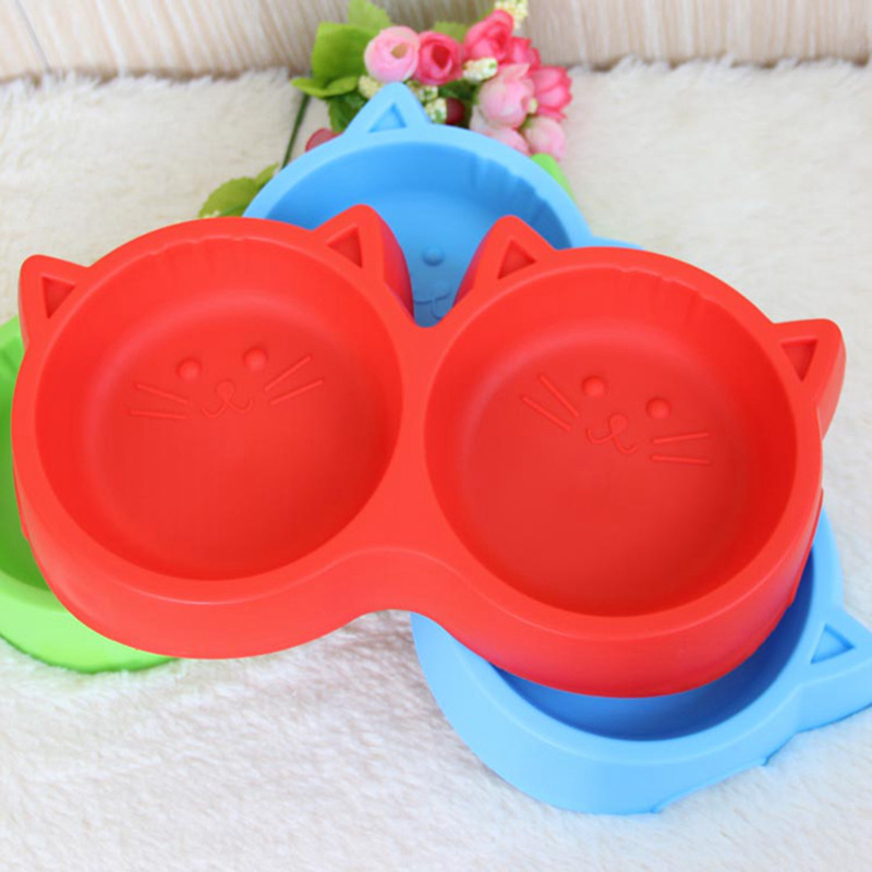 Produk Hewan Peliharaan Plastik Kucing Wajah Mangkuk Hewan Peliharaan - Produk hewan peliharaan - Foto 4