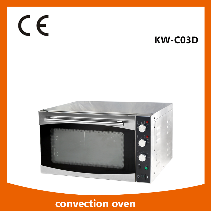 KW-C03D Hot-air Convection Oven with Fermentation function mastering fermentation
