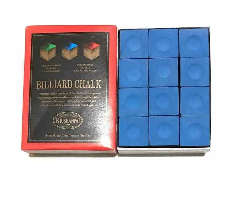Lisa się uśmiecha Snooker bilard kreda kij bilardowy kreda olej suchy bilard kreda antypoślizgowa kreda z dobrej jakości