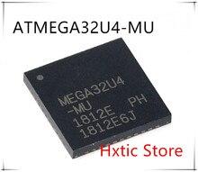 Original 10PCS/LOT ATMEGA32U4-MUR ATMEGA32U4-MU MEGA32U4-MU MEGA32U4 IC MCU 8BIT 32KB FLASH 44QFN
