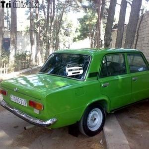 Image 4 - Tri Mishki HZX224 15*19.1cm 1 4 pieces funny car stickers  I have a car vaz 2106 auto car sticker
