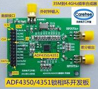 ADF4350 Development Board ADF4351 Development Board 35M 4 4G Signal Source Local Oscillator Signal Source