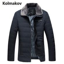 Здесь можно купить  KOLMAKOV 2017 new winter high quality fashion Men