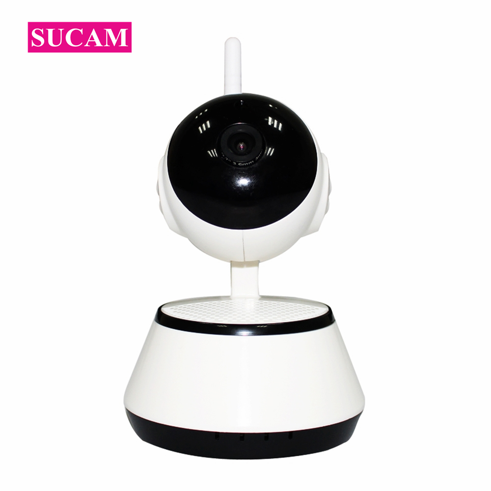 SUCAM 720P Infrared Camara IP Wifi HD PTZ P2P Wireless 1.0MP IP Home Camera IRCUT CMOS Security Surveillance Camera Night Vision
