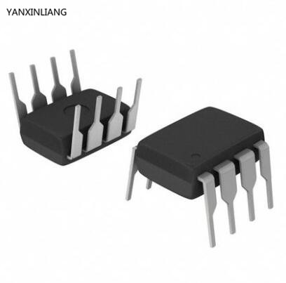 10PCS DS1307 DIP8 DS1307N DIP new and original IC free shipping