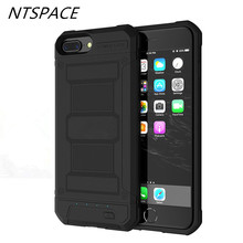 NTSPACE 3000mAh New Ultra-thin Fashion Battery Charger Case For iPhone 6/6s Portable Charging Cover Power Bank Backup