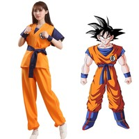 Anime Dragon Ball Z Son Goku Turtle senRu Character Cosplay Carnaval Outfits Set Halloween Costumes hot erotic Clothing Party