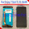 5 0 Inch Full LCD DIsplay Touch Screen Digitizer Assembly For Huawei Enjoy 7 SLA AL00