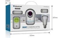 Vstarcam Ip Camera E27 HD 720P Smart Kits Support ZigBee RF IR Control WIFI Remote Control