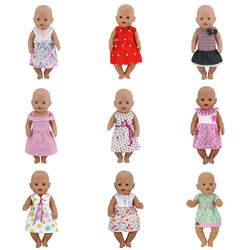 Новое платье Одежда для 43 см Zapf Baby Born Кукла реборн младенцев куклы одежда