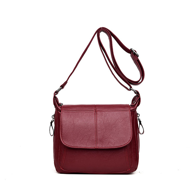 Women Leather Bags Designer Crossbody Bags Fashion Luxury Handbags For Women Shoulder Bag Female Purses And Hand bags Bolsa
