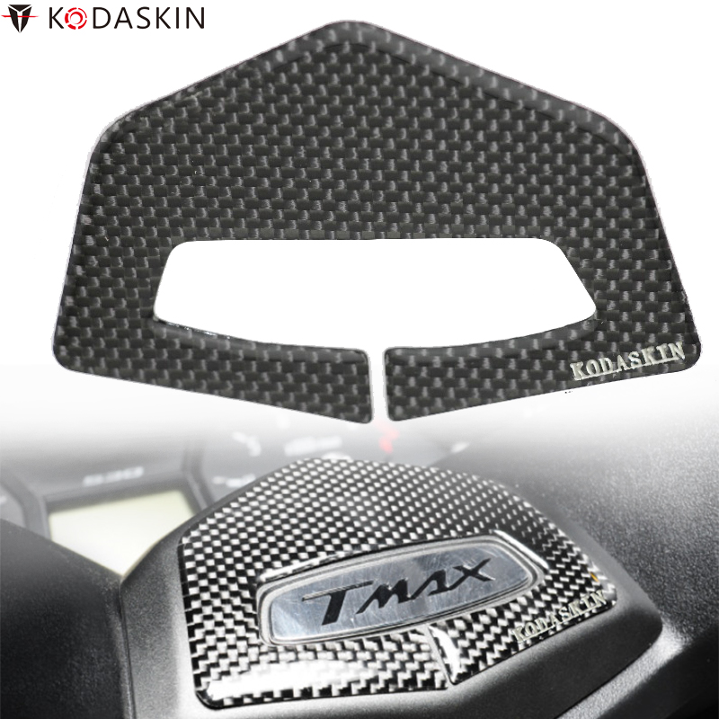 KODASKIN ADESIVO 3D PROTEZIONE Motorcycle Decal Handlebars Stickers Carbon Protectors Per SCOOTER Fit For Yamaha T-MAX TMAX 530