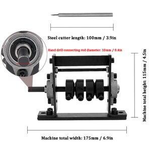 Image 5 - Manuale Portatile di Spogliatura del Legare Macchina Scrap Cavo Peeling Machines Stripper per 1 30 millimetri A Mano Strumento In Grado di Connettersi A Mano trapano
