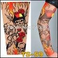 100 unids venta al por mayor mixtos 140 estilos Nylon mangas del tatuaje para usted elige el envío gratuito