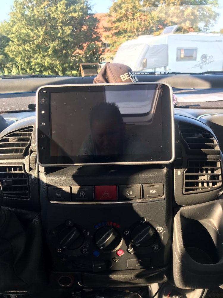 ラジオオーディオプレーヤー ナビゲーション車ステレオ DVD FM 21