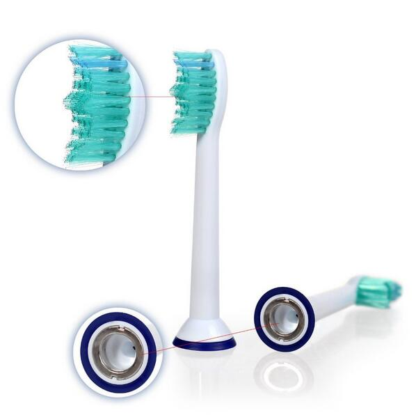 4pcs/lot Replacement <font><b>Toothbrush</b></font> Heads fo