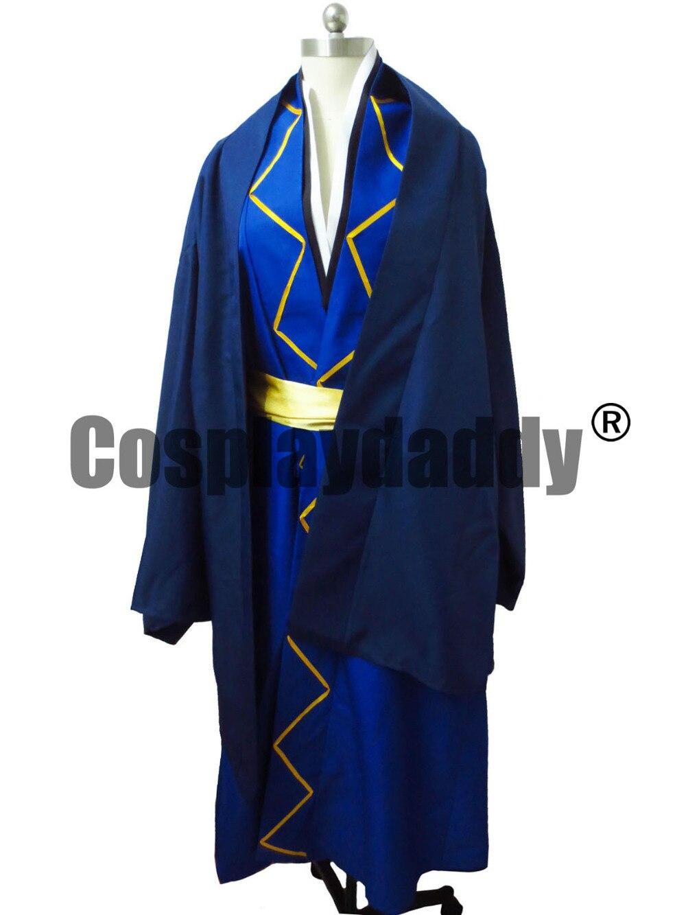 Nura: montée du Clan Yokai Nurarihyon no Mago Nurarihyon Costume de Cosplay