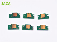 6 PCS PFI 102 104 Chip For Canon IPF750 Ink Cartridge Chip