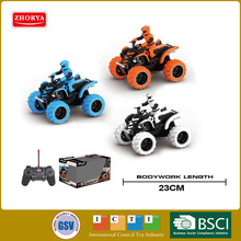 Funny 1:10 scale big wheels Cross-country motorcycles radio remote control Beach motocross 27MHz rc toys