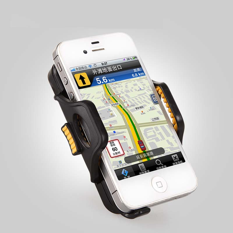 Mobile phone support mobile phone holder navigation mobile phone support seat riding equipment accessories