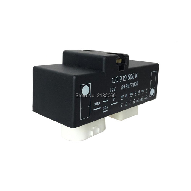 Cooling Fan Control Switch Relay For Audi A3 TT Seat Arosa