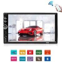 HD 7 inch Car MP4 Car MP5 Bluetooth handsfree Reversing Card radio display Auto Accessories Video player FM radio