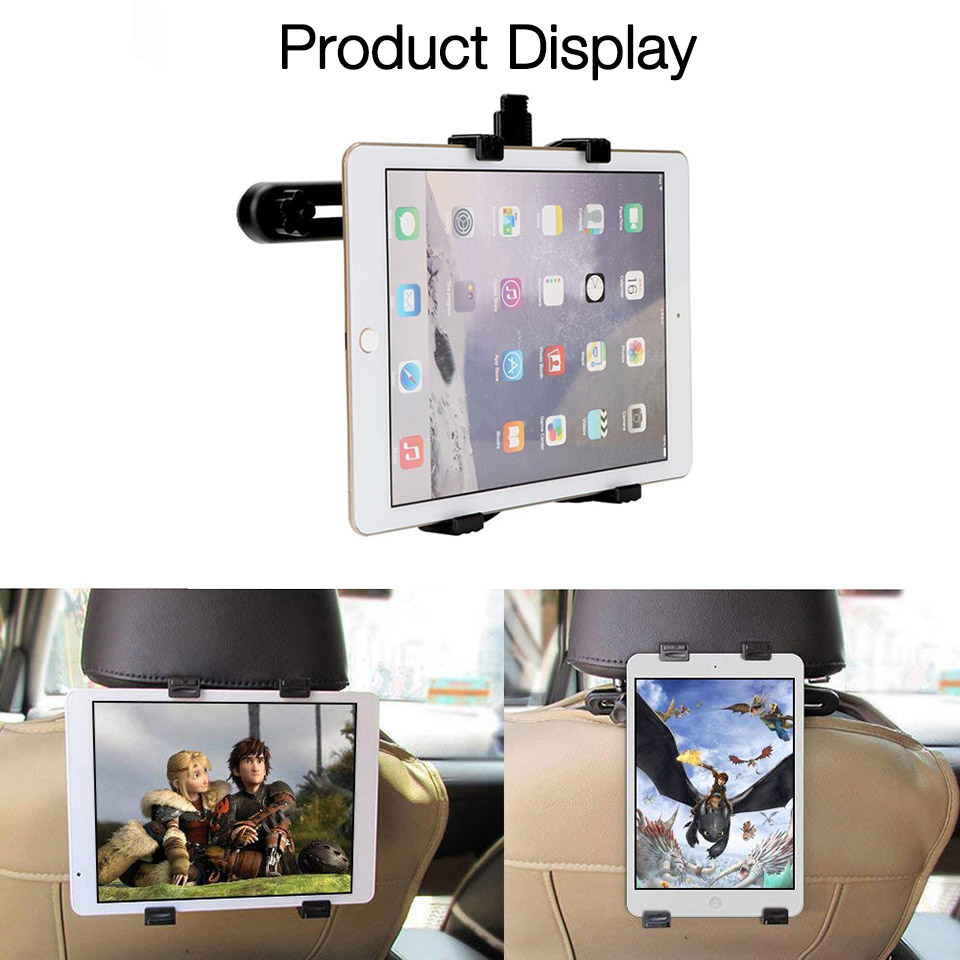 Car Tablet Holder For iPad 10