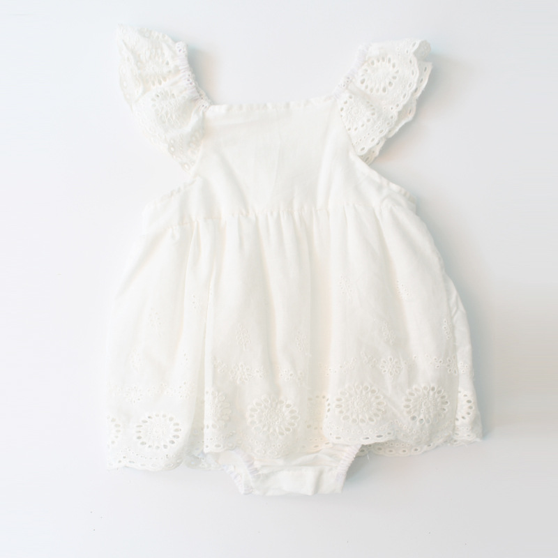 JMS Kasenbely Suvel valge beebi lapsehoidja vastsündinud - Beebiriided - Foto 2