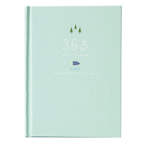365 days personal diary planner hardcover font b notebook b font diary office weekly schedule cute