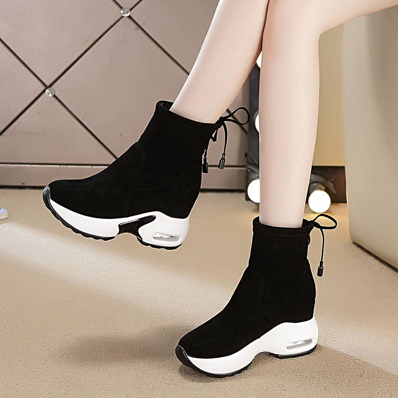 Women Boots Warm Winter Boots Women Shoes Ankle Botas Cotton Waterproof Winter Shoes Fahion Woman Sneakers Shoes 1